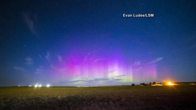 Northern Lights New Brunswick 2017