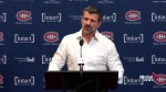 There's hope, gave fans 'pretty good run': Bergevin on missing playoffs
