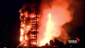 U.K. fire safety crisis: 4,000 people told to evacuate