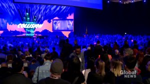 Over 25,000 people expected to attend Collision tech conference in Toronto