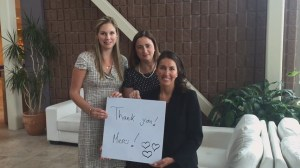 Codiac RCMP share message of thanks to community
