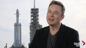 SpaceX foudner Elon Musk explains why he's shooting a car into outer space