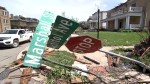 Missouri's capitol begins cleanup after tornado rips through city
