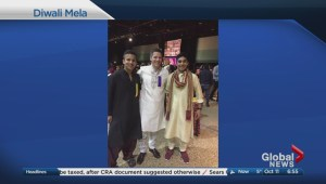 The Hindu Society of Manitoba welcomes the public to celebrate Diwali