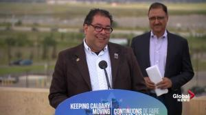 'It's a big day': New trail linking to Calgary's airport announced