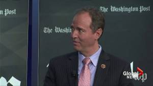 'This White House operate under a very different set of rules': Adam Schiff