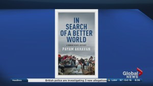Former UN Prosecutor stops by Global News Morning