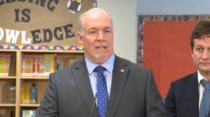 'I'm surprised at the response we're getting from Alberta': Horgan on Trans Mountain pipeline