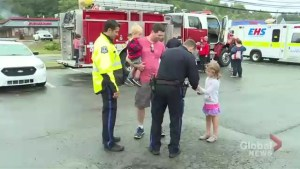 First ever First Responders Appreciation Day