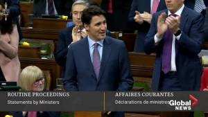 Trudeau tables legislation to ratify CUSMA in House