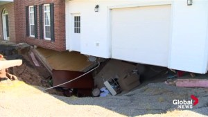 Falmouth, NS, considered 'high risk' for sink holes: officials