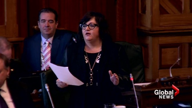 New Brunswick's minister of intergovernmental affairs in hospital: premier