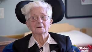 Gladys Hazel Forrest on the Halifax Explosion