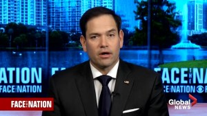 'I believe that Mr. Mueller's probe should continue and move forward unimpeded':  Rubio