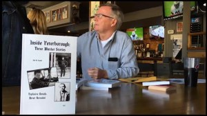 Peterborough Journalist turns passion for writing into investigative crime book