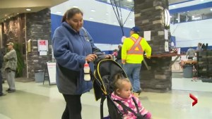 Fort McMurray wildfire: Evacuees wait for return home