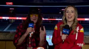 Terry Cahill from 'Fubar' fame talks Calgary Flames
