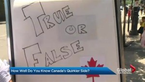 Celebrate all things Canadian with this quirky quiz.