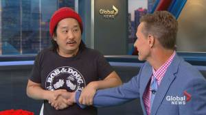 TV personality Bobby Lee hosts The Nasty Show