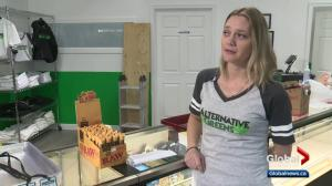 Edmonton cannabis stores get ready to open their doors