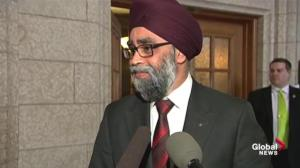 Accusations of Canada being complicit in rise of Sikh terrorism 'absolutely ridiculous': Sajjan