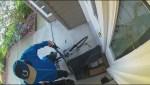 Brazen thief steals package off a Richmond stoop