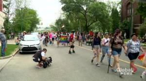 Saskatoon Pride festival celebrates 'trailblazers'