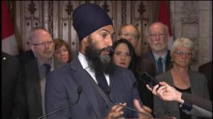 Singh says questions still need answering in court despite Trans Mountain deal