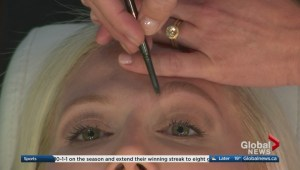 The latest trends for eyebrows and eyelashes