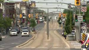 Busy St Clair streetcar route forced to close
