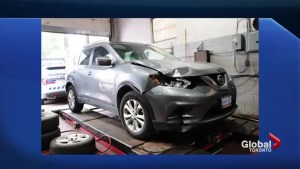 Vehicle wanted in fatal hit-and-run in North York has been found