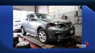 Vehicle Wanted In Connection With Fatal North York Hit And Run