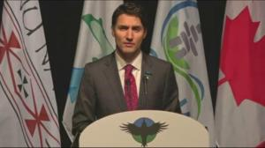 Trudeau apologizes to NL residential school survivors