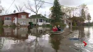 Quebec floods: MSO performs free concert