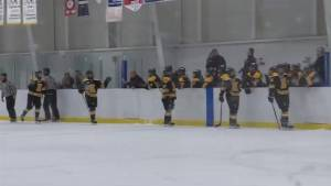 Kingston eyes first place in the Provincial Junior Women's Hockey League