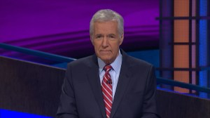 'Keep the faith': Alex Trebek announces he's been diagnosed with Stage 4 pancreatic cancer