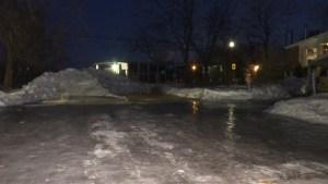 Parents concerned over icy sidewalks around Pierrefonds school