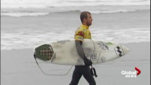 Summer surf-guards axed in Canada's surfing mecca