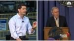Trump continues to attacks senior Republicans as legislative hurdles loom large