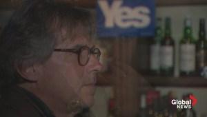 Scottish-Canadians react to 'No' vote in Toronto