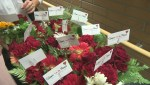 Donated flowers bring smiles to seniors' faces