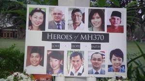 Widow of MH370 passenger still wonders about fateful flight