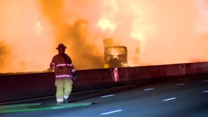 Smaller collision on Highway 400 may have played role in deadly pileup: police
