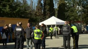 Police move in on controversial Maple Ridge homeless camp