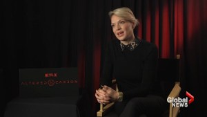 Kristin Lehman talks Netflix sci-fi series 'Altered Carbon'