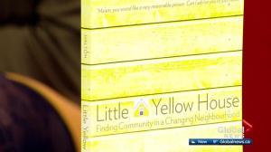 Edmonton woman writes book about raising a family in Alberta Avenue neighbourhood