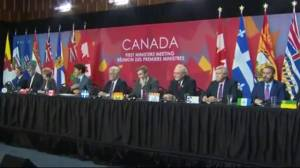 Conservative premiers to meet in Alberta ahead of annual conference