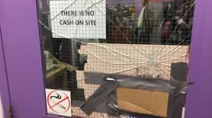 Charity shop suffers 3 break-ins in 1 week (01:50)