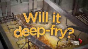 Squire has a new game: Will it deep fry?