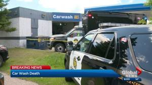 Employee dead after incident at Calgary car wash